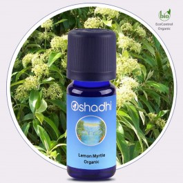 Lemon Myrtle Organic (Oshadhi) 10ml