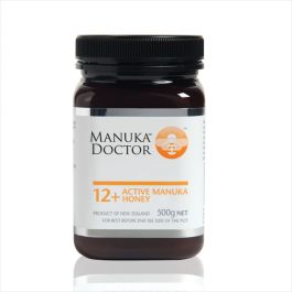 500g 12+ Active Manuka Honey