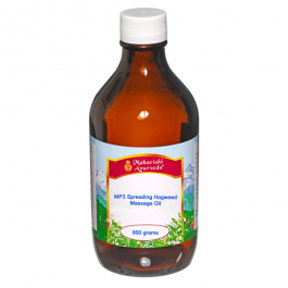 MP3 Spreading Hogweed Massage Oil