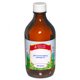MP4 Country Mallow Massage Oil