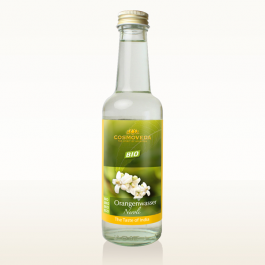 Organic Orange Blossom Water