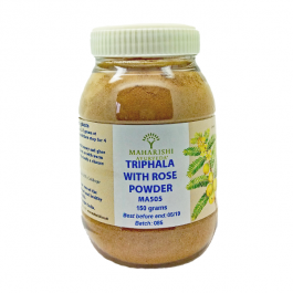 Triphala Rose Powder