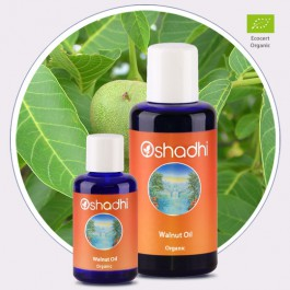 Walnut Oil Organic (Oshadhi) 30ml