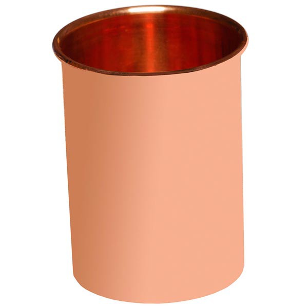 Maharishi AyurVeda Copper Cup - Modern Drinking Vessel