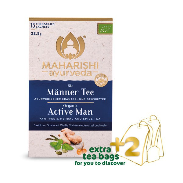 Active Man Tea Organic