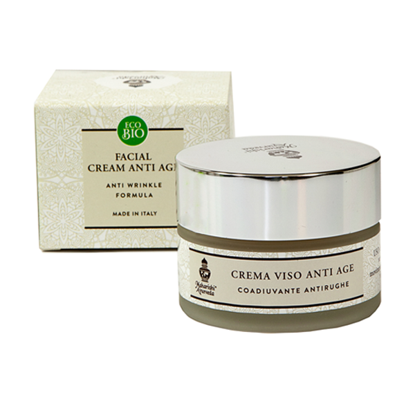 Anti Age Facial Cream (Eco Bio)