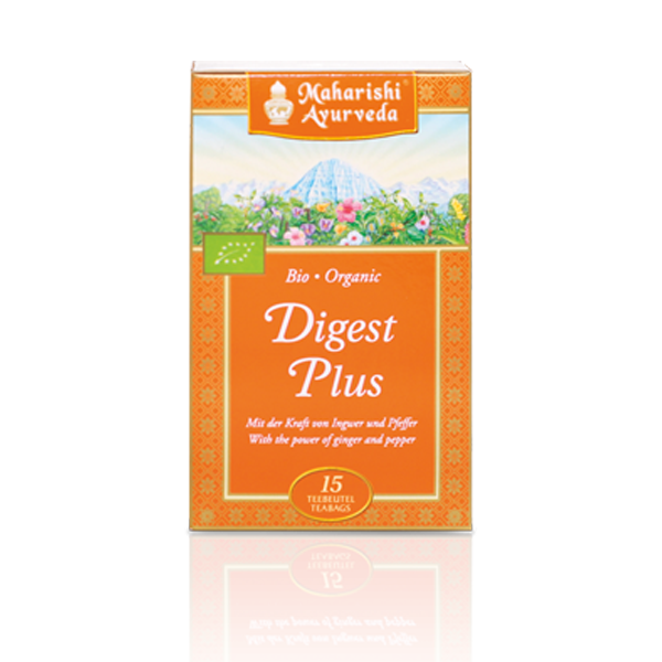 Digest Plus Tea Organic