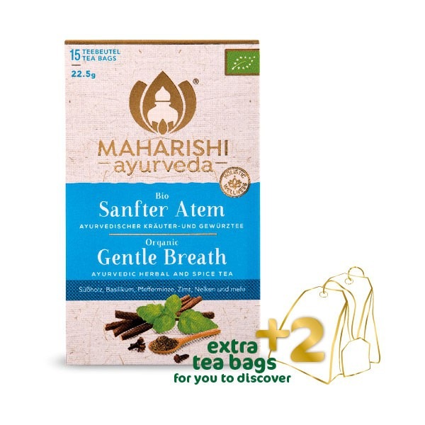 Gentle Breath Tea Organic