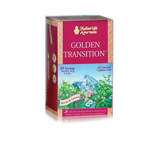 Golden Transition Tea 20 bags