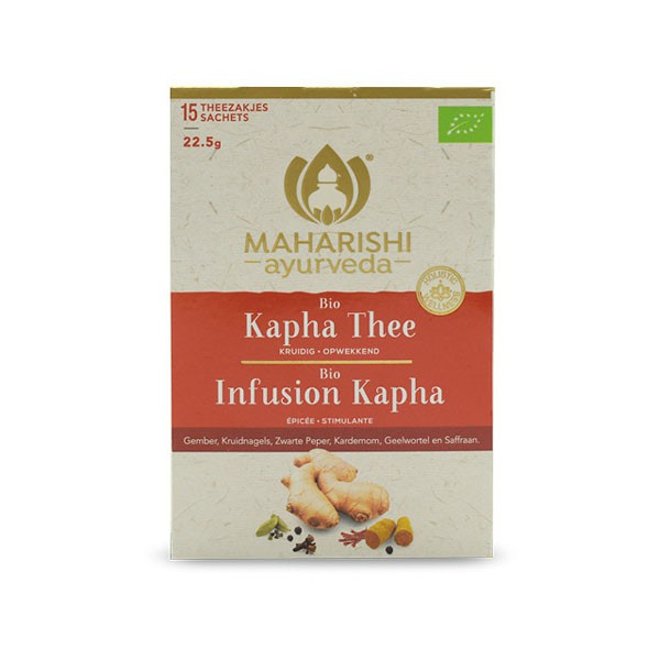 ORGANIC Stimulating Kapha Tea 15 bags