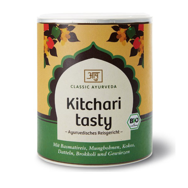 Organic Kitchari - Tasty