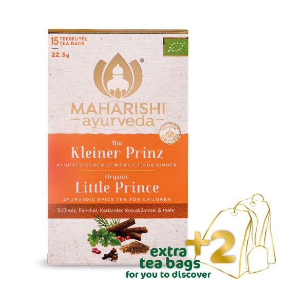 Little Prince Tea Organic