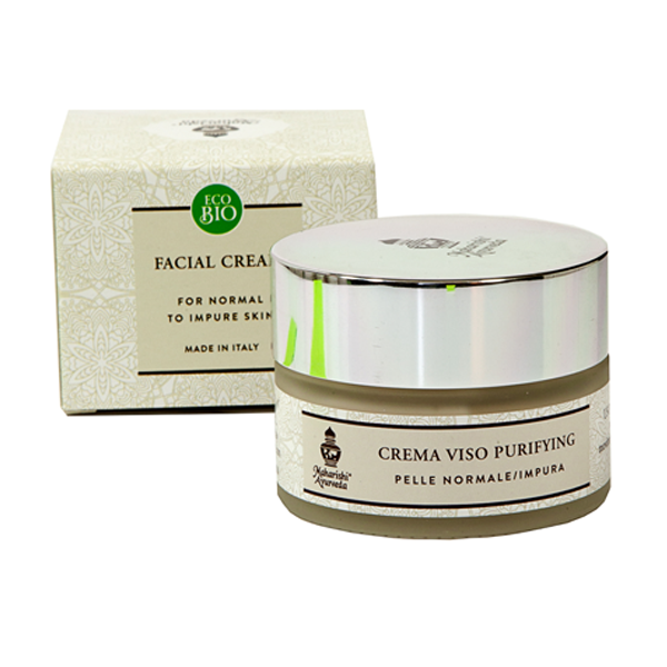 Purifying Facial Cream (Eco Bio)