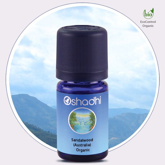 Sandalwood (Australia) Organic Essential Oil (Oshadhi) * 3ml