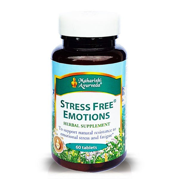 Stress Free Emotions (MA1694)
