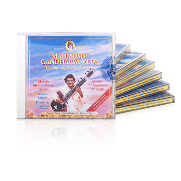 Vol 6 D.Chaudhuri 8 CD set
