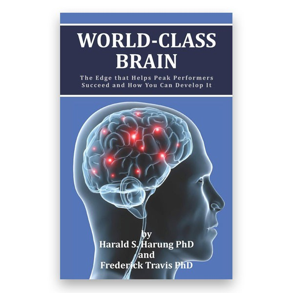 World-Class Brain (front cover)