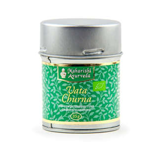 Soothing Vata Churna 35g shaker jar