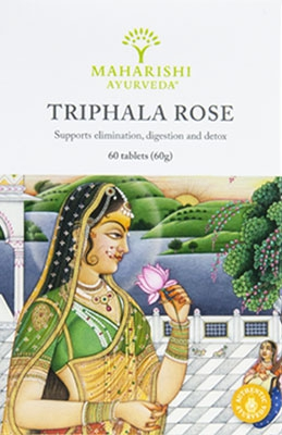 Triphala Rose 60g Pack