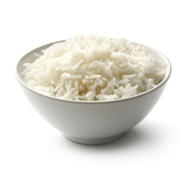 Basmati Rice Illustration