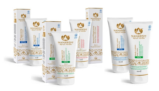 Maharishi AyurVeda Certified Natural Cosmetics