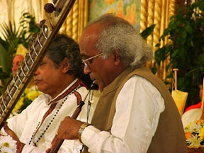 Finest Gandharva-Ved musicians in India