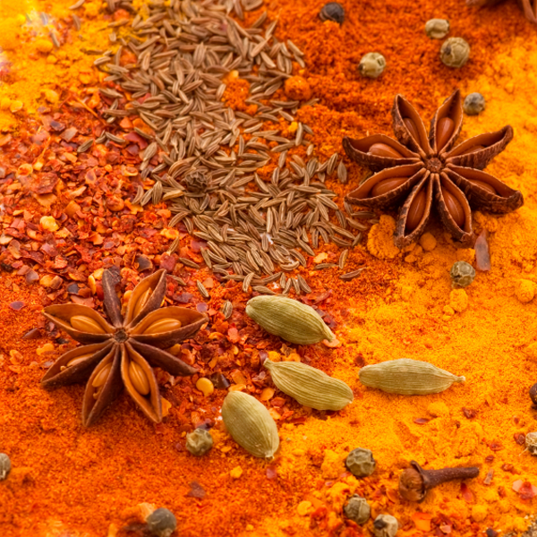 Single spices from Maharishi AyurVeda