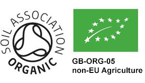 Bio and Soil Association Logo