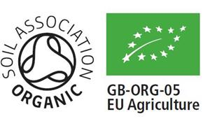 Soil Association Organic GB-ORG-05 Non-EU Agriculture